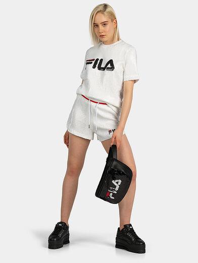KIKU Shorts with sequins - 2