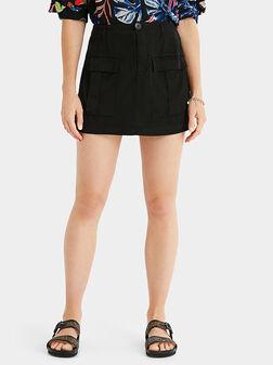 Mini skirt - 1