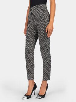 Printed pants - 1