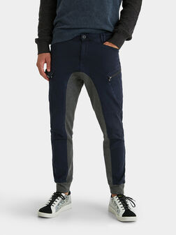 ALBERN Blue pants - 1