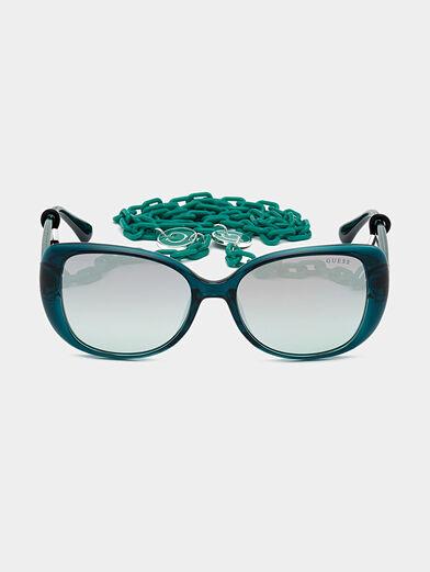 Green sunglasses - 6