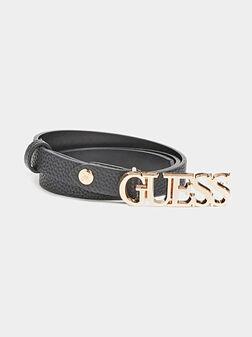 UPTOWN CHIC Belt in black color - 1