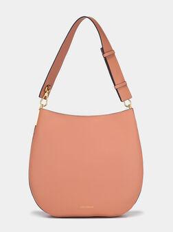 Чанта ARPEGE MAXI в розов цвят - 1