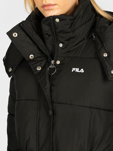 TENDER Long puffer jacket  - 2
