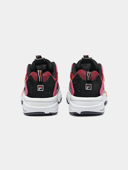 RAY TRACER Sneaker with colorful details - 4