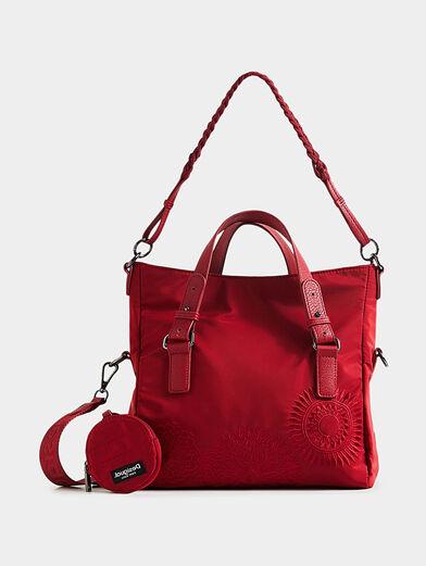 LOVERTY bag with mandala elements - 1