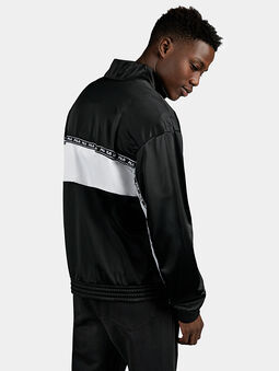HACHIRO Track jacket in black - 3