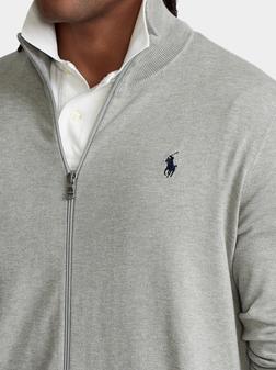 Grey cardigan - 1