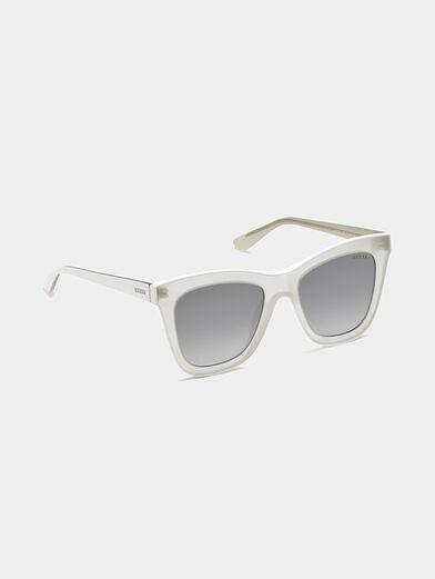 White sunglasses - 5