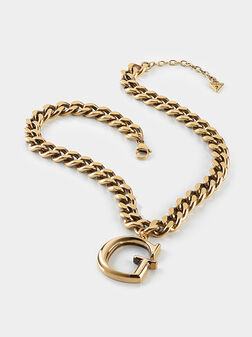 G GOLD necklace - 1