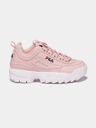 DISTRUPTOR Soft pink sneakers - 1