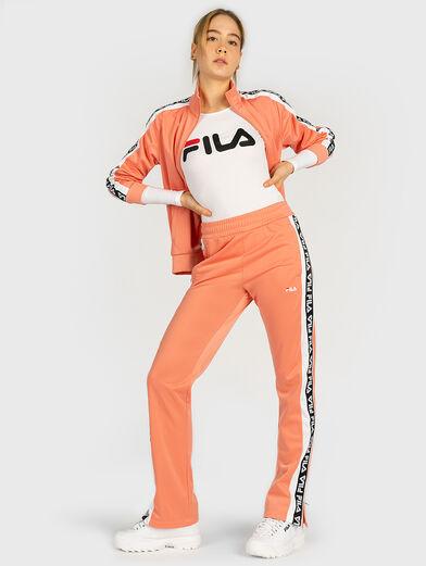 YULIA Cotton body with maxi logo - 4