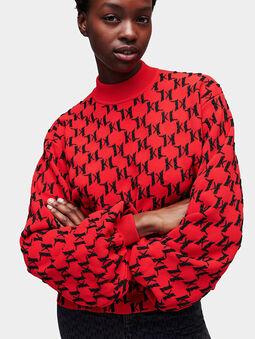 Monogram sweater - 3