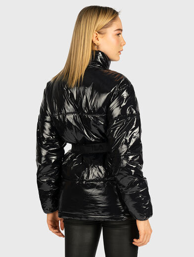 AVVENTURA Padded jacket with glossy effect - 3