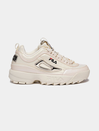 DISRUPTOR Sneakers with patent look details - 1