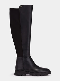 RIDLEY leather boots - 1