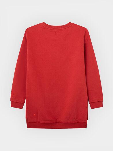 DANIELLE sequin sweatshirt - 2