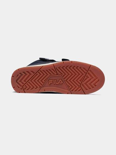 Knox Velcro mid JR High sneakers - 5