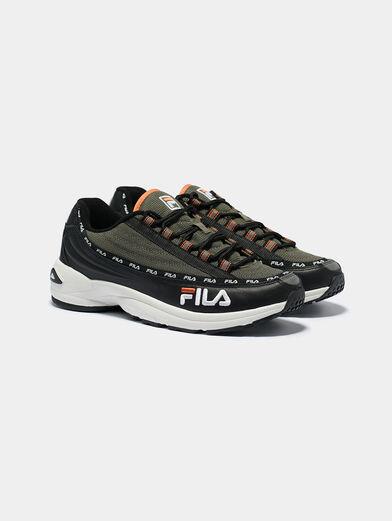 DSTR97 Black sneakers - 2