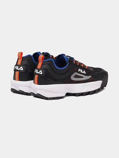 DISRUPTOR RUN Sneakers with colored accents - 2