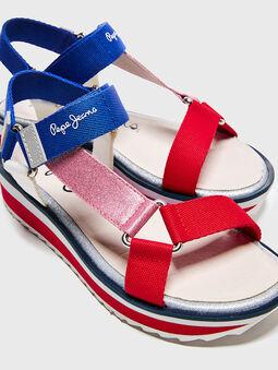 ALEXA TREK Sandals - 5
