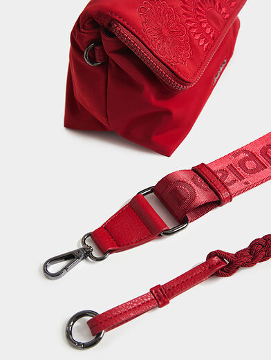 VENECIA bag with embroidered mandala elements - 5