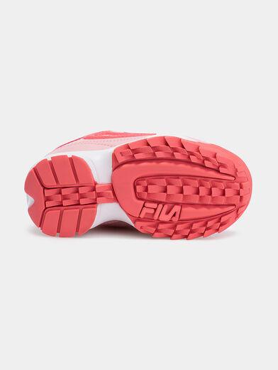 DISRUPTOR Sneakers in coral - 6