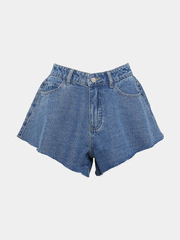 Къси дънкови панталони - 1