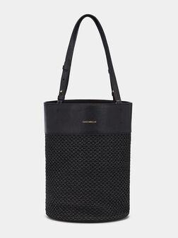 Чанта GARCONNE в черен цвят - 1