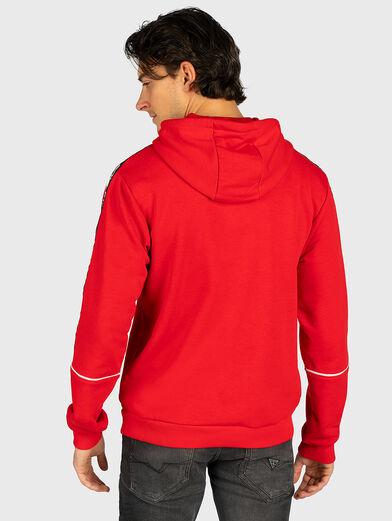 TEFO Sweatshirt with logo branding - 3