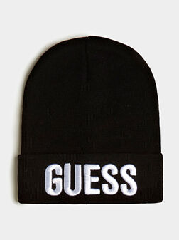 Hat with logo - 1