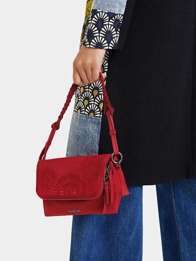 VENECIA bag with embroidered mandala elements - 2