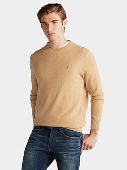 Merino wool sweater - 1