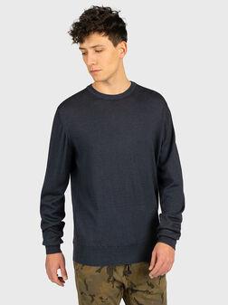 QUINTON wool sweater - 1