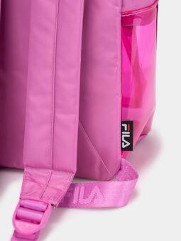 Pink Backpack - 4