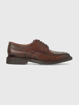 Кожени обувки - 1
