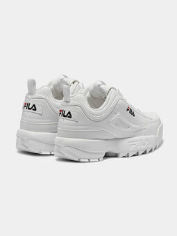 DISRUPTOR P Patent look black sneakers - 3