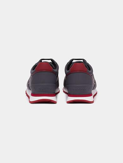 GOODY Sneakers in grey color - 3