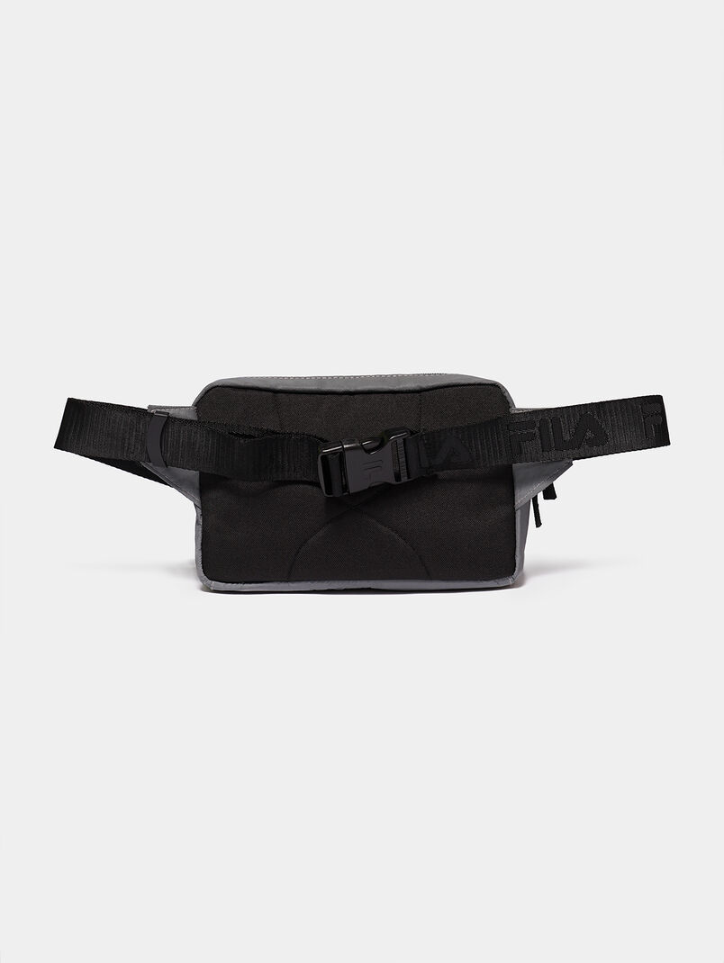 Waist bag with two front pockets - 3
