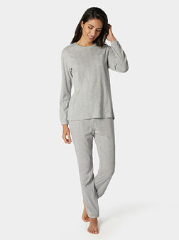 Сива пижама - 1