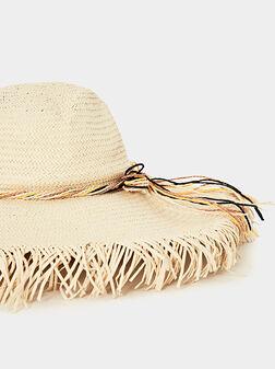 Плетена шапка VICTORIA - 1