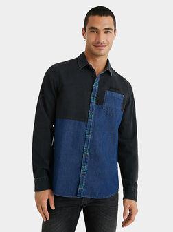 FOLIXIA Denim shirt - 1