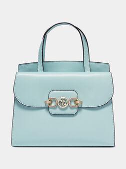 Чанта HENSELY в син цвят - 1