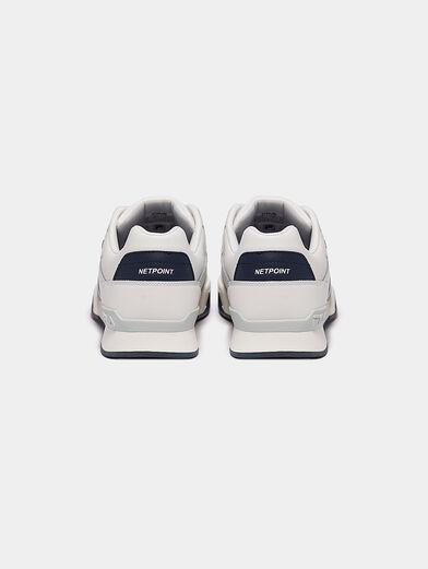 NETPOINT White sneakers - 3