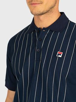 Polo-shirt with logo - 3