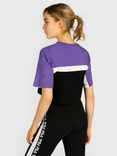 BECKY Shortened T-shirt  - 3