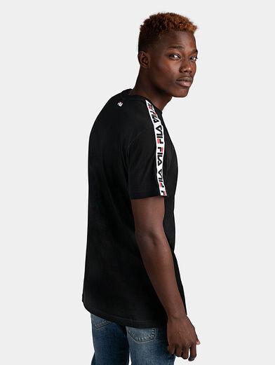 VAINAMO T-shirt with logo accents - 3