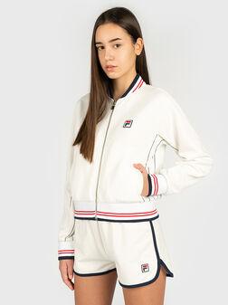 HALO Sweatshirt in white - 1