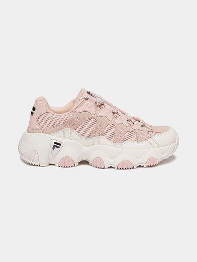JAGGER Sneakers in pink - 1