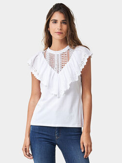 Embrodered top - 1